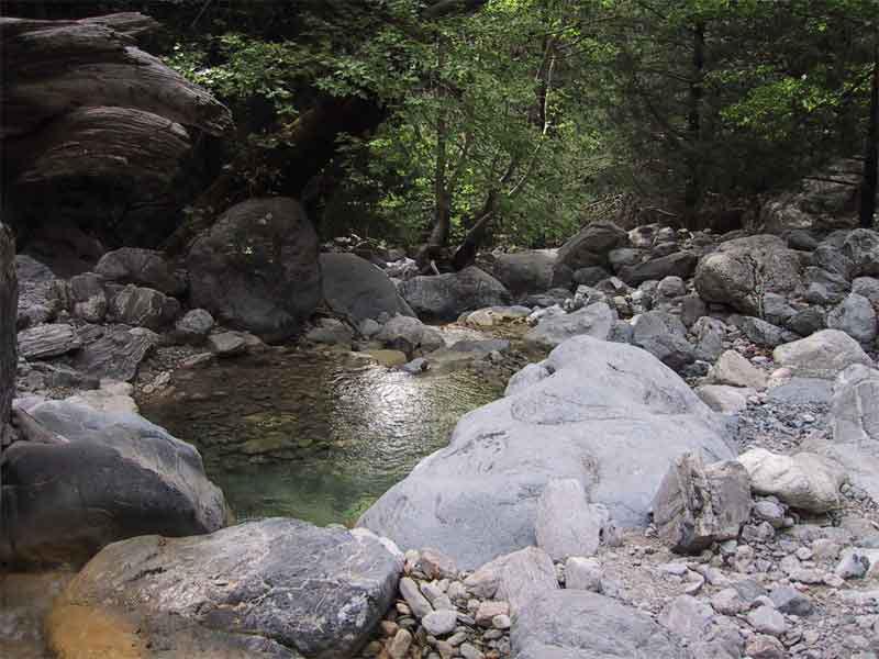 Greek National Parks