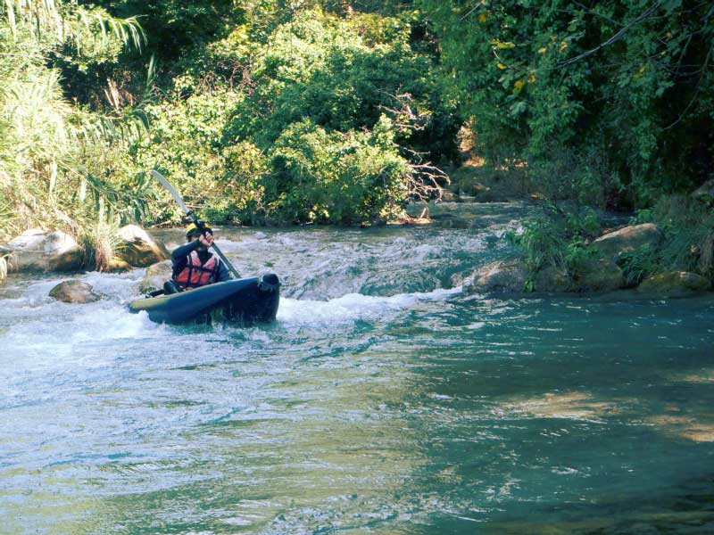 Monorafting in Greece