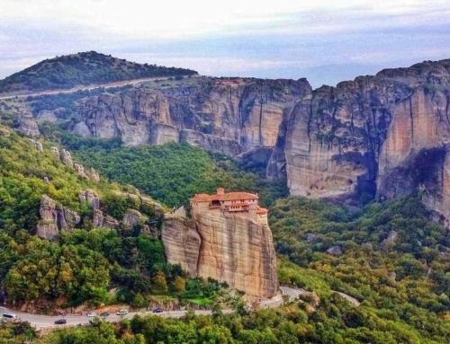 Religious Tourism in Greece