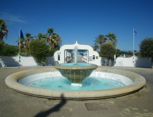 Kallithea Springs