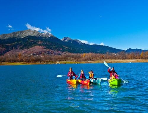Canoe – Kayaking in Greece