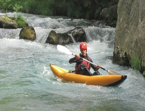 River Kayaking in Greece