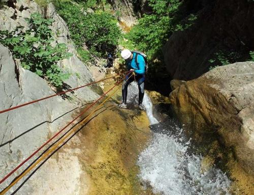Trekking in Greece