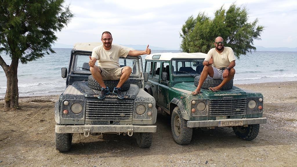 Safari with driver 6