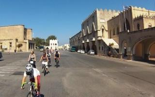 city-bike-route